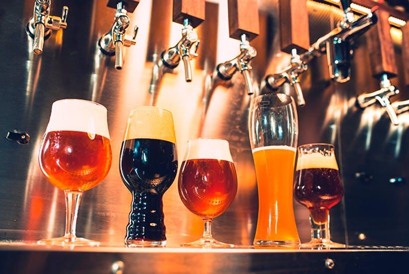 Competencias de cervezas artesanales