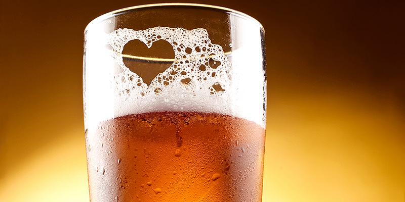 Gusta la cerveza