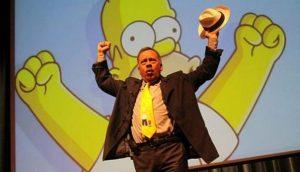 Voz de Homero Simpson en México