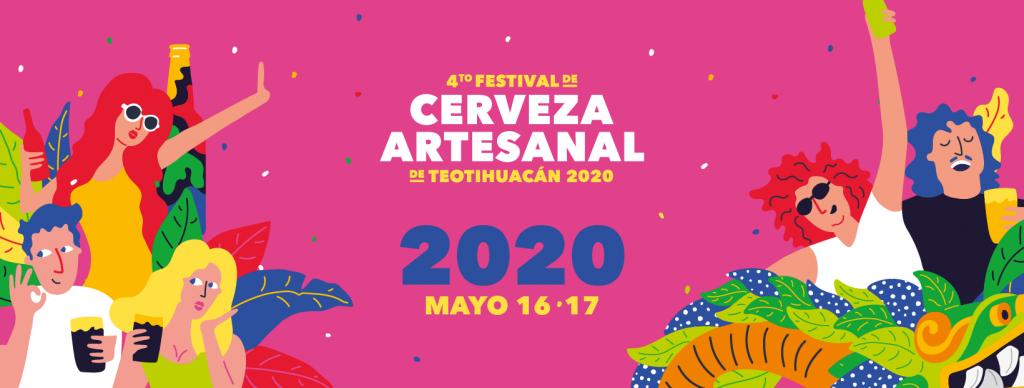 Festival de cerveza artesanal Teotihuacan