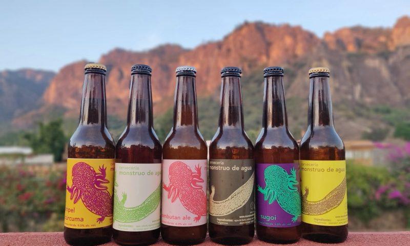 Cervezas de Monstruo de agua