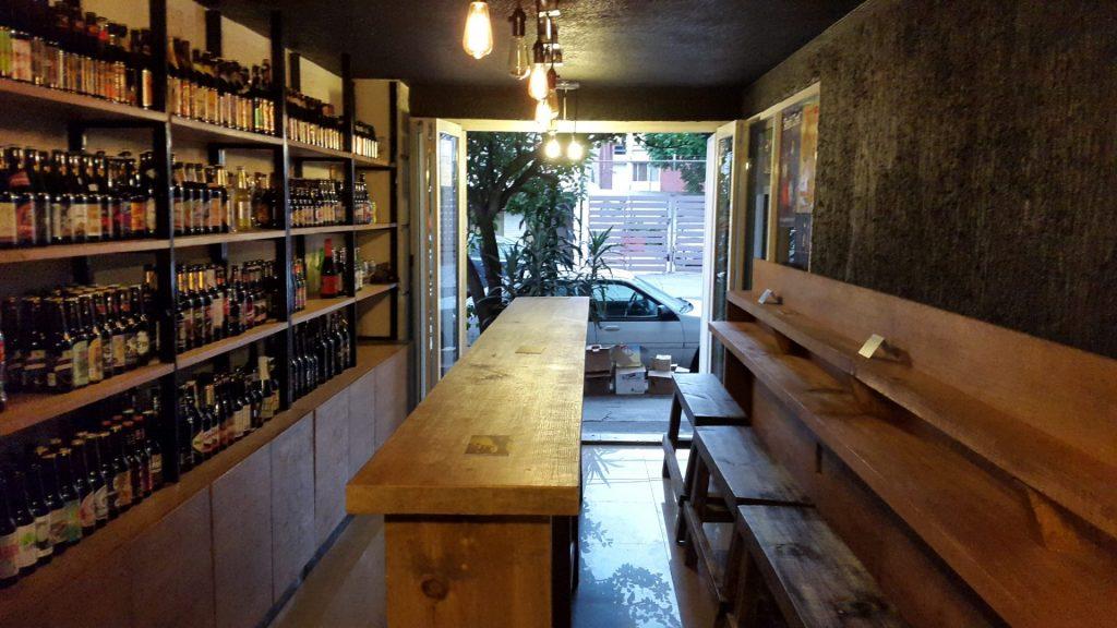 Doble Malta Boutique cervecera
