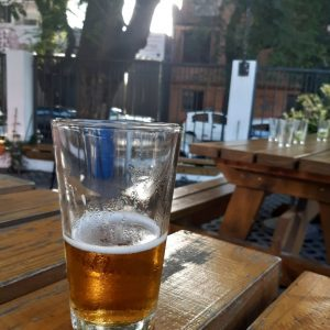Terraza de Montevideo Beer Company