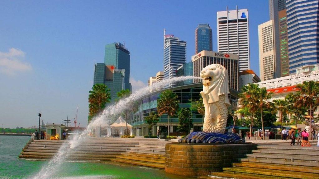 Singapur, herencia cultural