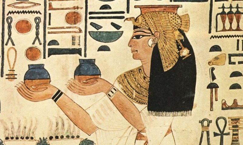 Cerveza Artesanal y egipcios