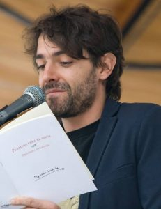 """El actor está ahora en cine con """"Perdida"""", dirigida por Jorge Michel Grau."""