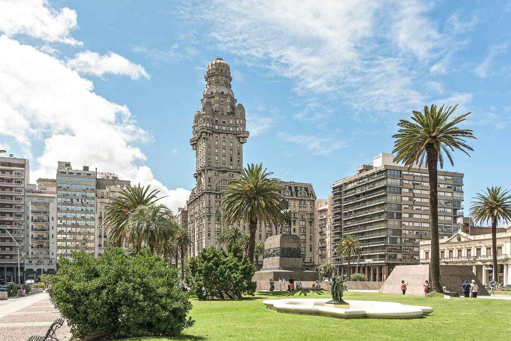 Panorámica de Uruguay