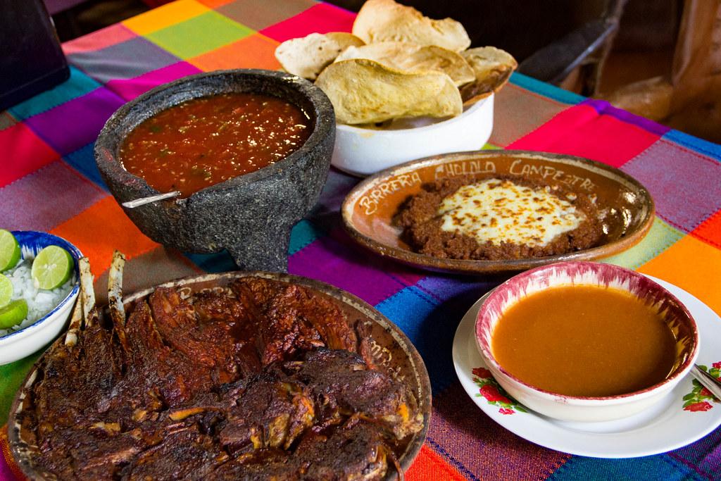Platillo emblemático de Jalisco
