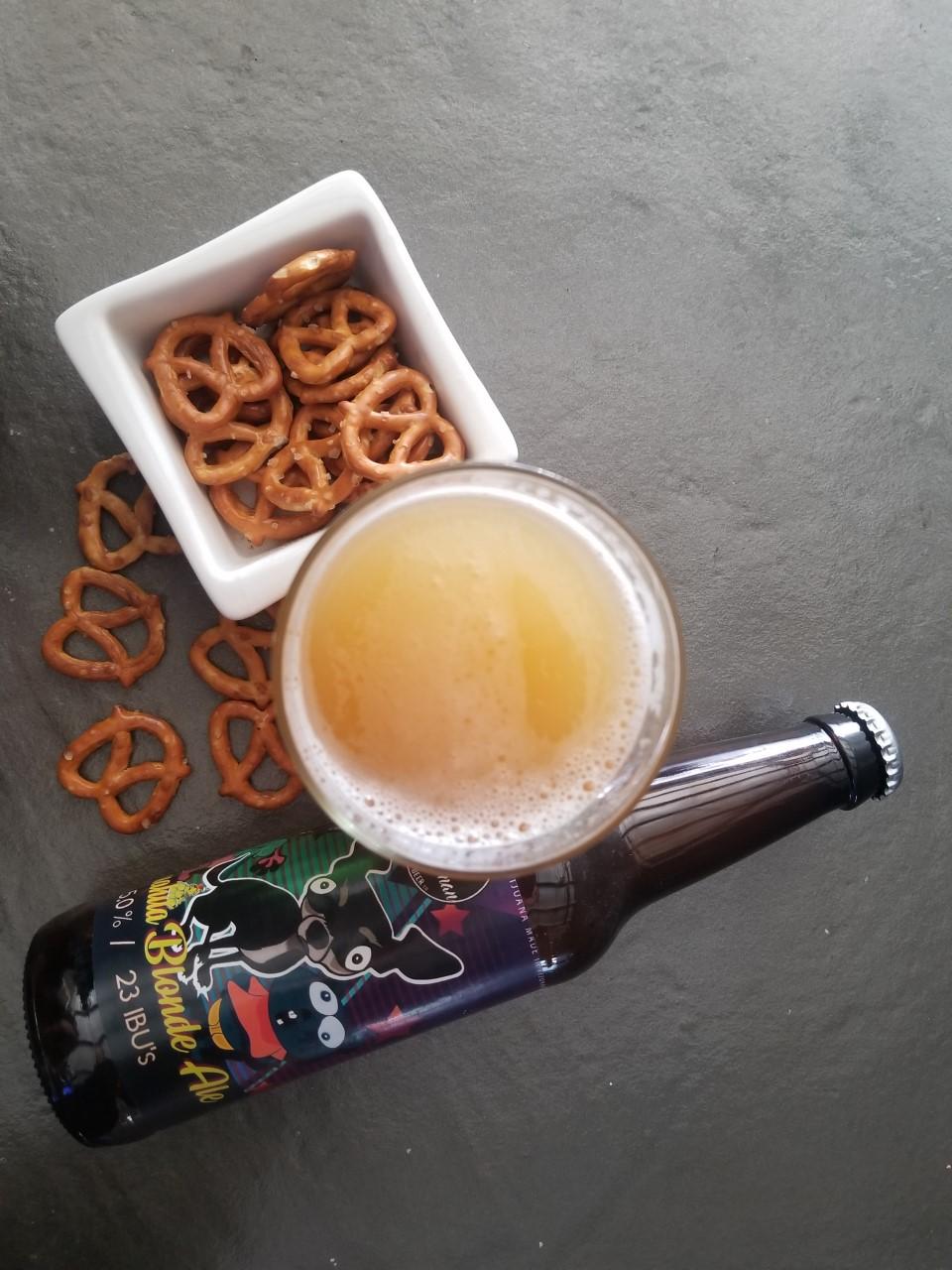 Cervecería Doberman Craft Beer en Tijuana B.C