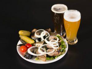 cerveza artesanal y restaurantes
