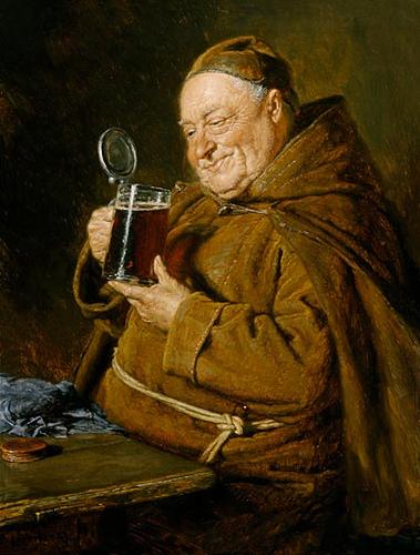 Monjes y cervezas