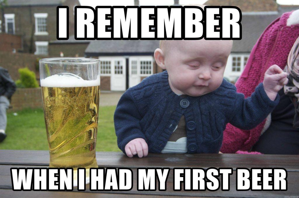 Recuerdos de la primera vez