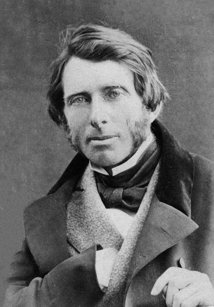 Escritor John Ruskin