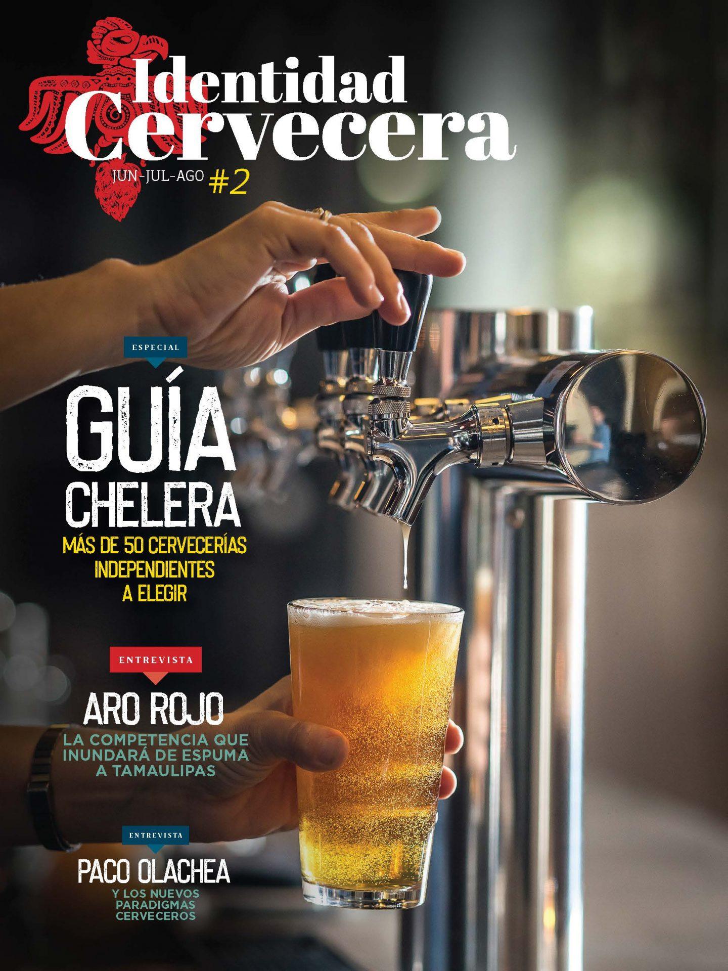 Revista sobre Cerveza Artesanal